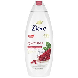 Dove go fresh Body Wash, Pomegranate & Lemon Verbena