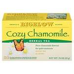 Bigelow Cozy Chamomile Herb Tea- 20 bags