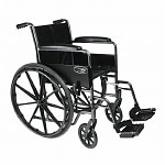 Everest & Jennings Traveler SE Steel Wheelchair 18