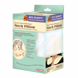 Bed Buddy Herbal Naturals Neck Pillow- 1 ea