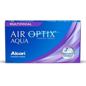Air Optix Multifocal Contact Lens-6 lenses per box