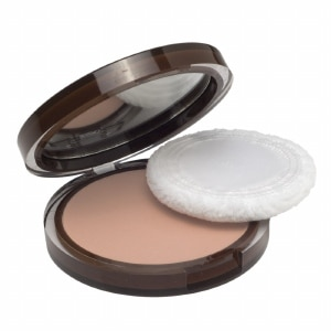 CoverGirl Clean Pressed Powder Compact, Medium Light 135