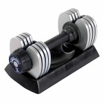 Stamina 50 lb. Versa-Bell II Adjustable Dumbbell Model 05-2150- 1 ea