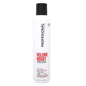 Professional by Nature's Therapy Volumizing Hairspray, Firm Hold- 10 oz
