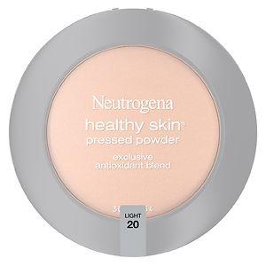 Neutrogena Healthy Skin Pressed Powder Compact, Light 20