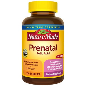 Nature Made Multi Prenatal, Tablets