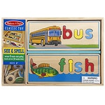 Melissa and Doug See & Spell, Ages 4+