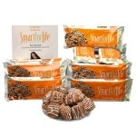 Smart for Life 14-Day Meal Replacement Diet Cookies, Chocolate