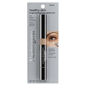 Neutrogena Healthy Skin Brightening Eye Perfector, Fair 05- 1 ea