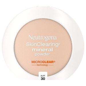 Neutrogena SkinClearing Mineral Powder, Buff 30- .34 oz