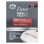 Dove Men+Care Body & Face Bath Bar, Deep Clean