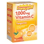 Emergen-C 1000 mg Vitamin C Travel Box, Tangerine
