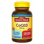 Nature Made CoQ10, 100mg, Liquid Softgels- 72 ea