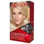 Revlon Colorsilk Beautiful Color, Light Ash Blonde 80