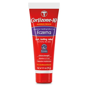 Cortizone 10 Intensive Healing Lotion, Eczema and Itchy, Dry Skin