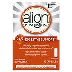 Align Digestive Care Probiotic Supplement, Capsules- 42 ea