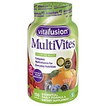 Vitafusion MultiVites, Adult Vitamins, Gummies, Natural Berry,