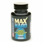 MD Science Lab Max Hard Capsules