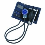 Mabis Signature Series Aneriod Sphygmomanometer, Large Adult Size