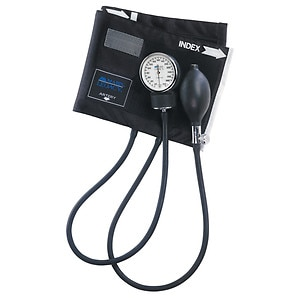 Mabis Legacy Aneriod Sphygmomanometer, Large Adult Size Cuff- 1 ea