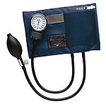 Mabis Caliber Series Aneriod Sphygmomanometer, Child Size Cuff