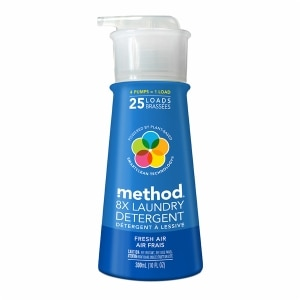 method Laundry Detergent, 25 Loads, Fresh Air