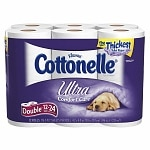 Cottonelle Ultra Bath Tissue, Double Roll Toilet Paper