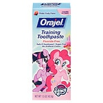 Orajel Toddler My Little Pony Training Toothpaste