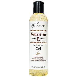 Cococare Vitamin E Antioxidant Gel- 8.5 fl oz