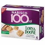 Nabisco 100 Calorie Packs, Lorna Doone, 6 pk- .74 oz