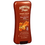 Hawaiian Tropic Lotion Sunscreen, SPF 8- 8 fl oz