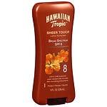 Hawaiian Tropic Lotion Sunscreen, SPF 8- 8 fl oz