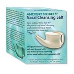 Ancient Secrets Nasal Cleansing Salt Packets- .7 oz