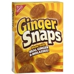 Nabisco Old Fashioned Ginger Cookies- 16 oz