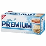 Nabisco Premium Saltine Crackers, Original- 16 oz