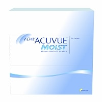 1-Day Acuvue Moist 90 Pk Contact Lens