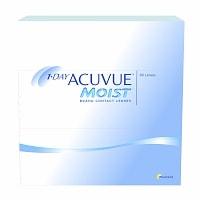 1-Day Acuvue Moist 90 Pk Contact Lens- 90 ea