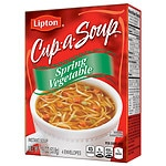 Lipton Cup-a-Soup, Spring Vegetable