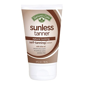 Nature's Gate Sunless Tanner, Self Tanning Lotion- 4 fl oz