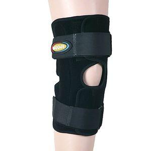 Maxar Airprene Wrap-Around Knee Brace (Double-Pivot Hinge), Black, XX Large- 1 ea