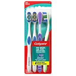 Colgate 360 Whole Mouth Clean Toothbrush, Value Pack, Soft