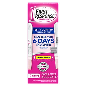 First Response Pregnancy Test & Confirm Kit