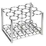 Drive Medical Steel D or E Oxygen Cylinder Rack, 6 Slots- 1 ea