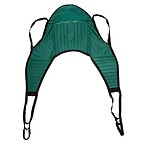 Drive Medical Padded Patient Lift U Sling with Head Support, XL