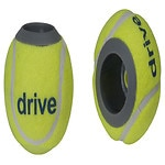 Drive Medical Walker Rear Tennis Ball Glides with Additional Glide Pads- 1 ea