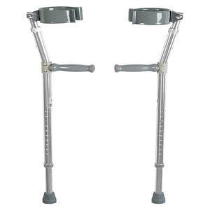 lightweight walking forearm crutches