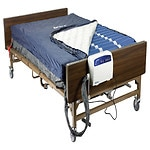 Drive Medical Med Aire Bariatric Heavy Duty Low Air Loss Mattress