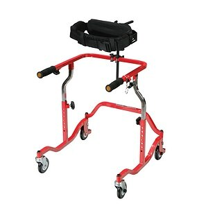 Wenzelite Rehab Trunk Support for all Posterior Safety Rollers, Small- 1 ea