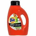 Tide Liquid Detergent plus Febreze Freshness, 30 Loads, Active Fresh Scent