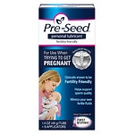Pre-Seed Fertility-Friendly Personal Lubricant, Single Use Applicators